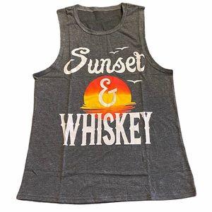 New Sunset & Whiskey Tank